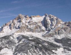 Působivá krása italských Dolomit