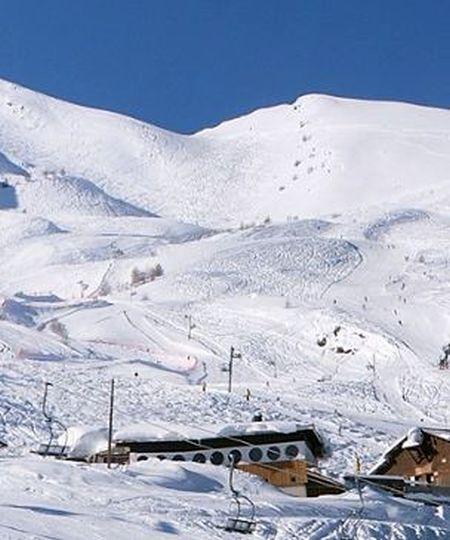 Lyžařská oblast Francja - fotografie