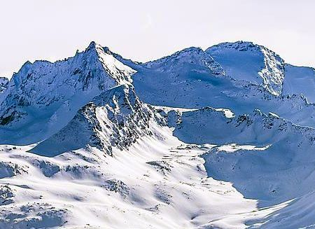 Lyžařská oblast Włochy - fotografie