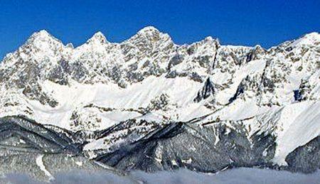Ośrodek narciarski Ramsau am Dachstein - fotografie
