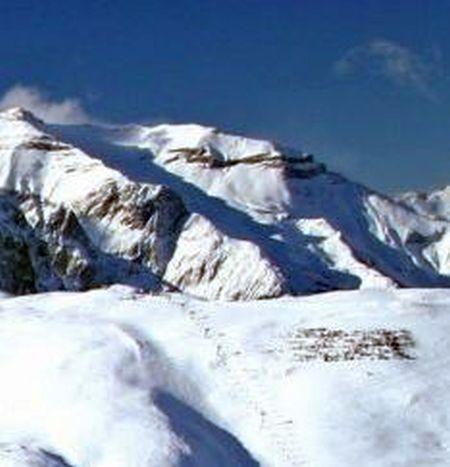 Lyžařská oblast Adelboden - Lenk - fotografie