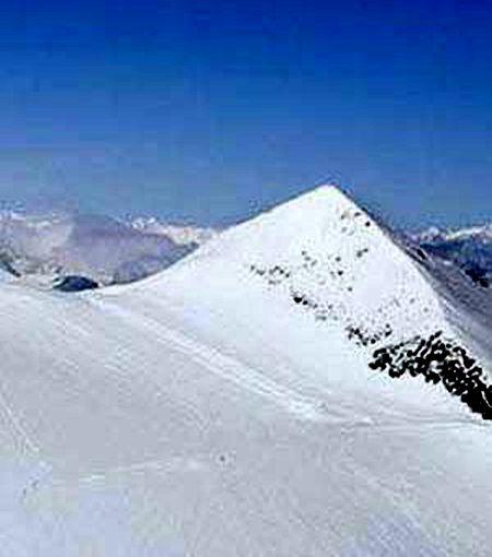 Lyžařská oblast Aletsch - fotografie