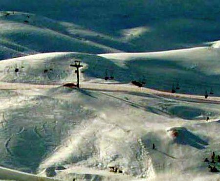 Lyžařská oblast Aprica - fotografie