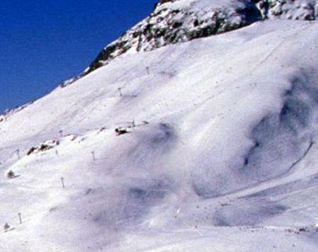 Lyžařská oblast Engelberg Titlis - fotografie