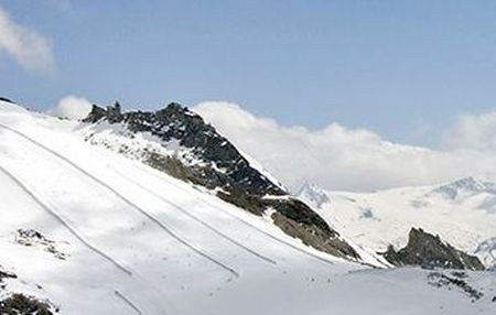Lyžařská oblast Goms - fotografie