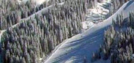 Lyžařská oblast Gstaad i okolica - fotografie
