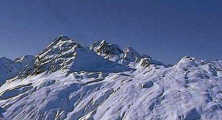 Lyžařská oblast Hochkönig Winterreich - fotografie