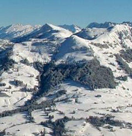 Lyžařská oblast Kitzbühel / Kirchberg / St. Johann / Fieberbrunn - fotografie