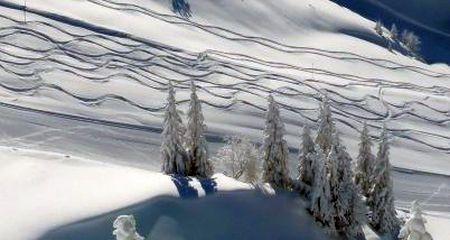 Lyžařská oblast Nassfeld Hermagor - fotografie