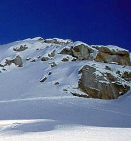 Lyžařská oblast Nauders - fotografie