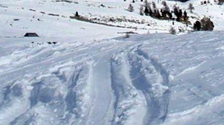 Lyžařská oblast Tre Valli - fotografie
