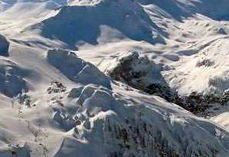 Lyžařská oblast Val d´Aosta / Aostal - fotografie