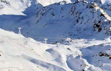 Lyžařská oblast Val d'Anniviers - fotografie