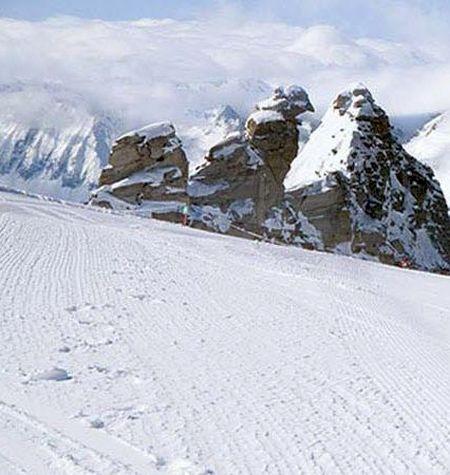 Lyžařská oblast Val di Fassa / Fassatal - fotografie