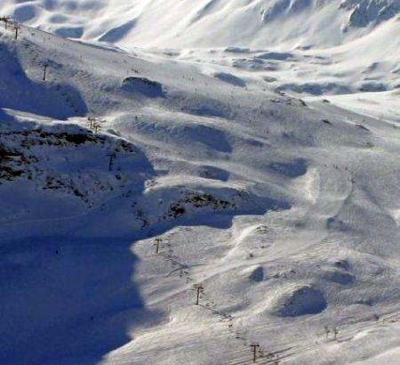 Lyžařská oblast Val Senales / Schnalstal - fotografie