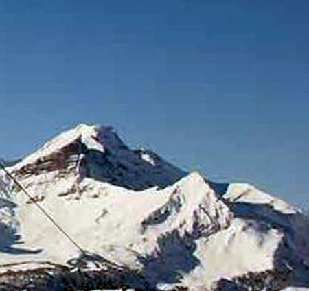 Lyžařská oblast Zermatt Matterhorn - fotografie