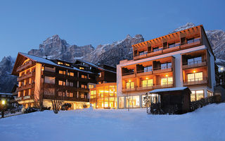 Náhled objektu Parkhotel Ladinia, San Vito di Cadore, Cortina d'Ampezzo, Włochy