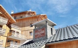 Náhled objektu Résidence Le Crystal Blanc, Vaujany, Alpe d´Huez, Francja